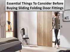 What is the best style before installing a door?