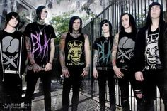 Funny Motionless in White | how did the band motionless in white for formed