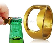 Ring Design Stainless Steel Unique Personalized Bottle Opener (Golden) Bottle Opener http://www.amazon.com/dp/B00O4XS0FG/ref=cm_sw_r_pi_dp_uzSlub0DN5T3P