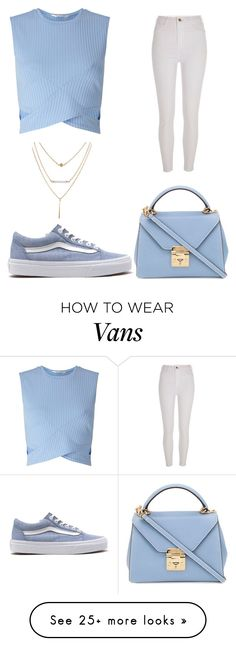 """Untitled #2255"" by filipaloves on Polyvore featuring Vans, Mark Cross, Miss Selfridge and River Island"