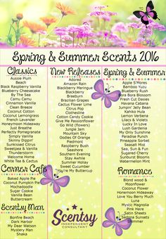 Order Today! https://wicklessaromasmakescentspjannon.scentsy.us/  And follow me on Facebook at:  https://www.facebook.com/Pams-Wickless-Aromas-Make-Scents-1578468212413712/