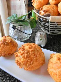 「太白胡麻油使用☆サクサククッキーシュー」meru   お菓子・パンのレシピや作り方【corecle*コレクル】