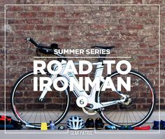 Road to IronMan ! Triathlon
