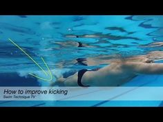 In this secret tip on Propulsion from the Legs Series, learn why it is important to understand how much propulsion you get from your legs. In this swimming t...