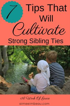How do your children get along with each other? Are you believing the sibling rivalry lie? Are you tired of hearing them fight? Here are 7 tips that will help you in your Christian parenting and Christian motherhood.