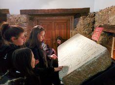 Museo Judío Béjar – Jóvenes israelíes visitan el Museo Judío de Béjar