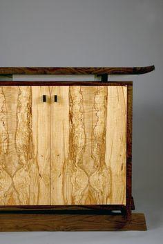 Claro Buffet | Northwest Woodworkers Gallery