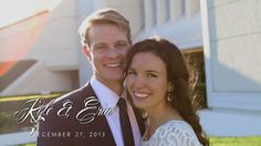 Kyle & Erin were married on December 27, 2013 in San Diego, California.