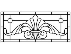 Be inspired by these FREE stained-glass patterns. » Curbly | DIY Design Community