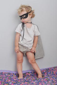 kids super hero costume