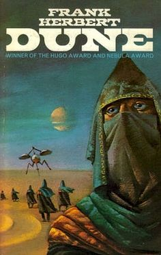Dune Series: Dune, Dune Messiah, Children of Dune (Also God Emperor of Dune, Heretics of Dune, Chapterhouse: Dune, but I haven't read them) by Frank Herbert