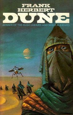 Dune Series: Dune, Dune Messiah, Children of Dune (Also God Emperor of Dune, Heretics of Dune, Chapterhouse: Dune, but I haven't read them) by Frank Herbert