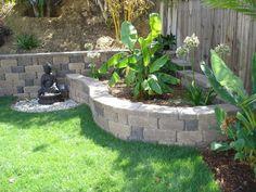 Zen meditation yard by Davis Concrete in Solana Beach CA - 951-461-7123