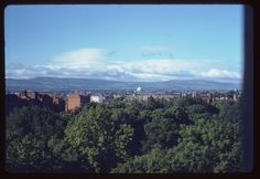 In 1961, American photographer Charles Cushman visited Ireland and captured wonderful photos of its capital, Dublin, on color slides. Here a...
