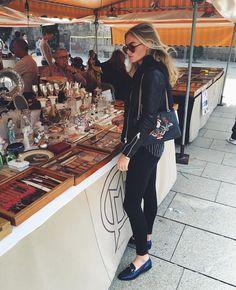 Claartje Rose, Dutch Blogger, jacket