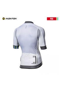 Buy 2018 Mens Plain White Short Sleeve Cycling Jersey PRO Fit. Cycling  GearCycling JerseysCycling ... 0f021ccaf