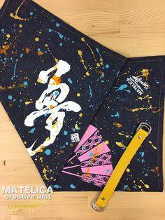 【Japonythm】デニム風呂敷 70c  ko・to・da・ma 「夢」  #和モダン #書 #言霊 #デザイン #Japonythm #MATELICA  #calligraphy #風呂敷 #アート #Japan #Tokyo #furoshiki #Japonism Flag, The Unit, Country, Logos, Creative, Rural Area, Logo, Science, Country Music