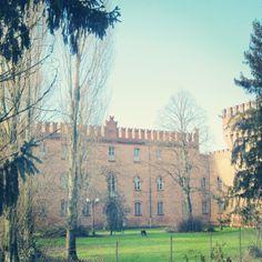 #racineravenna #Fabriago #Lugo #castello  Photo by gloriafoto