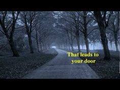 THE BEATLES - THE LONG AND WINDING ROAD [w/ lyrics]