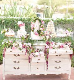 Featured Wedding Cake: Ruze Cake House; www.ruzecakehouse.com; Wedding cake idea.
