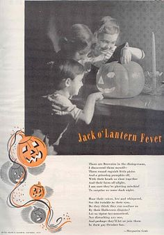 From Better Homes and Gardens - October, 1939