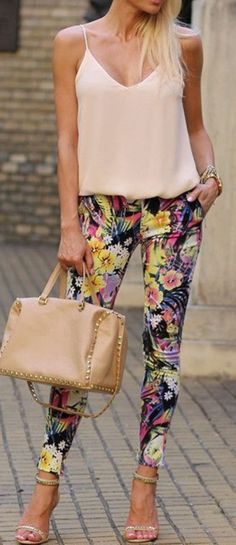 Rock your florals !