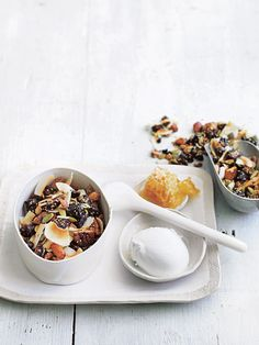 Date Nut And Seed Granola | Donna Hay