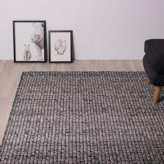 Iceland Rug - Grey - by HC Tæpper #MONOQI