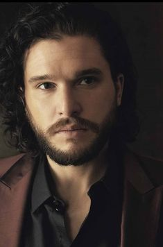 Always and only Kit. GQ Italia 2018. #kitharington