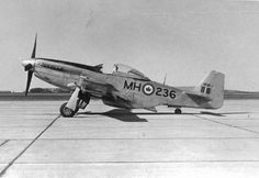 RCAF P-51 Mustang