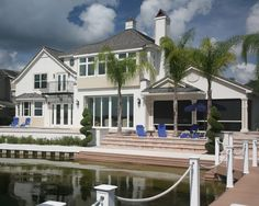 images about Great Coastal Home Plans on Pinterest   House    The Bahama Breeze House Plan is a European influenced island style home designed   spectacular views