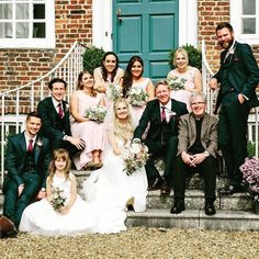 Say 'cheeese'! We love this wedding party group shot with the vicar at Eggington House {link in bio} #CountryHouse #weddingvenue #LeightonBuzzard #Bedfordshire #weddings #weddingphotographs #weddingphotographideas #happycouple #newlyweds #bride #groom #flowergirls #groomsmen #weddingparty #happy #love {http://buff.ly/2i9HGCB}