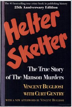 This is the best true crime book ever written!