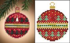 Скачать схемы вышивки Новый год и Рождество