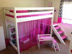 Loft Beds On Pinterest 38 Pins