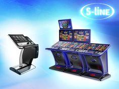 Cea mai recenta inovatie a EGT Multiplayer, gama S-Line, va inlocui terminalele Stork care vor iesi din productie in luna iunie 2018. Mai, Arcade Games, Romania, Electronics, Consumer Electronics