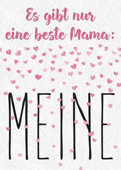 Gedichte zum Muttertag