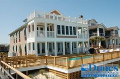 Stay in this beautiful oceanfront vacation rental on Pawleys Island, South Carolina.