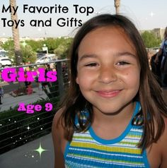 Best Gifts For 9 Year Old Girls Top Cool Toys