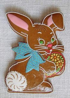 zajíc Easter Cookies, Sugar Cookies, No Sugar Foods, Cake Art, Themed Cakes, Cookie Decorating, Easter Bunny, Cookie Cutters, Nail Art Designs
