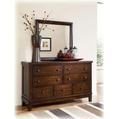 1000 Images About Ashley Bedroom Furniture On Pinterest Dressers Products And Headboards