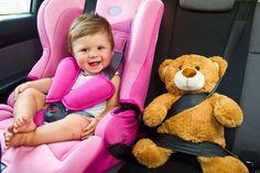 10 dicas inteligentes de mãe para o bebê não chorar no carro!