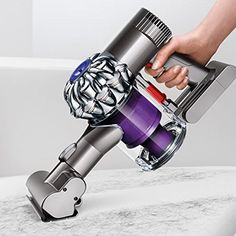 Dyson DC58 Animal Hand Held Vacuum - http://domesticcleaningsupplies.co.uk/product/dyson-dc58-animal-hand-held-vacuum/