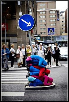 icaspace: Bodies in Urban Space