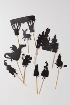 Bedtime Story Shadow Puppets - anthropologie.com