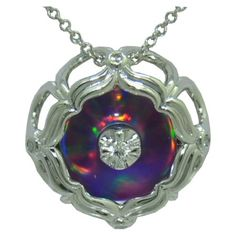 Opal Pendant with 0.07 ca https://www.goldinart.com/shop/colored-gemstones-necklaces/opal-pendant-with-0-07-ca