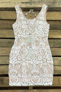 wedding boutique, Honeymoon In The Hamptons - White