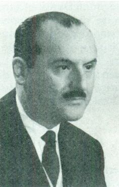Longhini, Leonida (1912-1977), lawyer, president of the Società Numismatyica Italiana (RIN 1977 221)