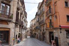 Solsona - The Old Town