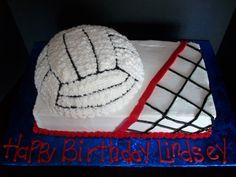 Volleyball Birthday -
